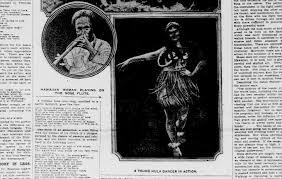 Image result for the Hawaiian Hula dance