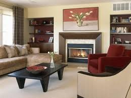 how to decorate a small living room with fireplace amazing 25 best