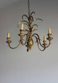 Light Small Candle Brass Chandelier Antique Lighting Timeless And