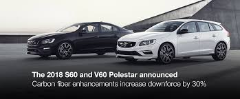 2018 volvo polestar s60. wonderful s60 for the volvo enthusiast 2018 volvo polestar s60