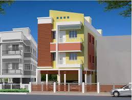 home design residential multi storey building elevation design