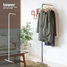 Slim Coat Rack Airrhizome Rakuten Global Market Hanger Rack Pole Hanger Coat 17