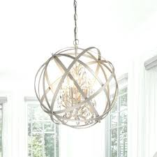 metal and crystal chandelier antique copper 3 light metal globe crystal chandelier refer to 3 light metal and crystal chandelier