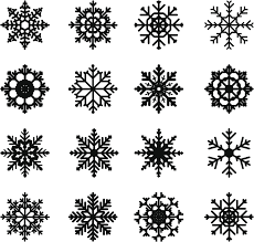 Snowflake Patterns Impressive Paper Snowflake Patterns