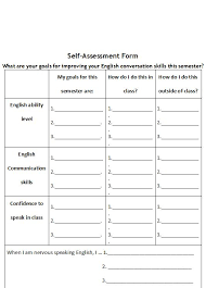 Self Assessment Template. Filetransit Board Control Self-Assessment ...