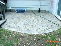 impressive home depot fashionable patio stones concrete sealer on d photo inspirations