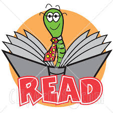 Image result for clipart for reading books