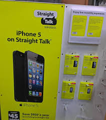 Updated Confirmed IPhone 4 and 5 ing to Straight Talk