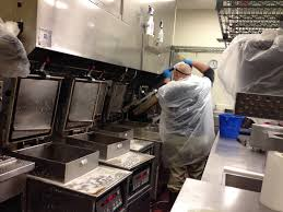 kitchen equipment detailing