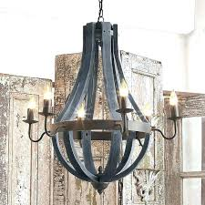 rustic farmhouse chandelier chandeliers wood inspiring french country
