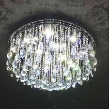 flush mount crystal light new design led crystal chandeliers home light chandelier flush mount modern crystal lighting in chandeliers from lights lighting
