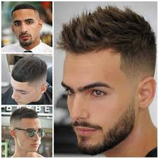 Men S Fresh Short Haircuts For 2017 Men S Hairstyles And