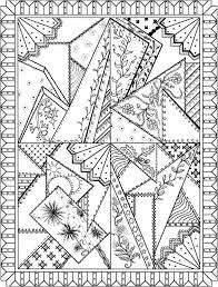Learn colors, their names and relations with basic teaching materials such as color wheels and flash cards. Quilt Coloring Pages Pinterest