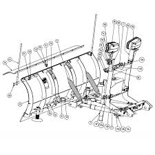 parts and diagrams snowdogg snowplow parts and diagrams iteparts com md68 snowplow diagram