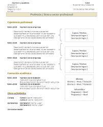 6 Modelos De Curriculums Para Atencion Al Cliente