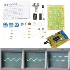 1 Set <b>ICL8038 Monolithic Function</b> Signal Generator Module for ...