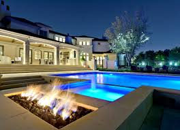 Private Swimming Pools contemporary-pool