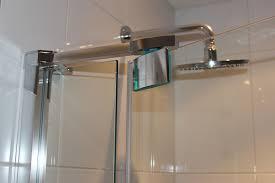 image of semi shower door pivot hinge