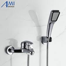 valuable inspiration bathtub faucet with diverter for shower bathroom faucets bath tub mixer tap hand head