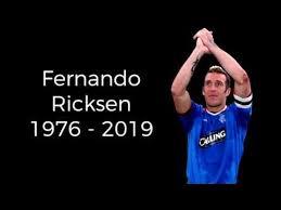 Fernando Ricksen | 1976 - 2019 - YouTube