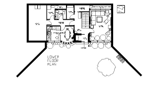 Cristianu0027s Earth Sheltered Passive Solar Home In RomaniaEarth Shelter Underground Floor Plans