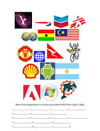 quiz table game logos