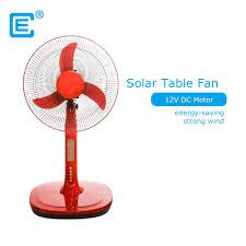 modern new design solar dc desk fan 16 inch solar table fan 12v solar powered desk fan solar powered desk fan on alibaba com