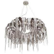 Подвесная <b>люстра Crystal Lux Heat</b> SP10 — купить в интернет ...