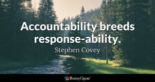 Accountability Quotes Impressive Accountability Quotes BrainyQuote