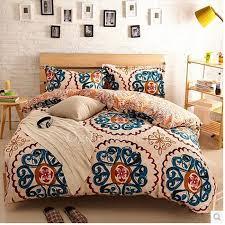 patterned sheet sets queen