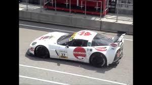 Chevy Corvette C6 Race Cars 2009-2014 - YouTube