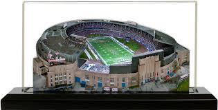 Lsu Stadium Seating Chart 3d Cleveland Municipal Stadium Cleveland Browns 3d Stadium Replica