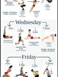 Gym Workout Chart Beginner Gym Workout Plan For Lose Weight Visual Ly