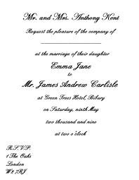 words invitation wedding invitation wording etiquette