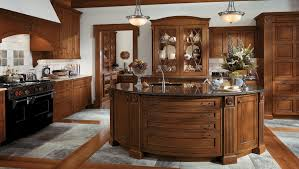 custom kitchen cabinets. Overview Of Kensington Court - English Kitchen Cabinet Design From Wood-Mode Large Custom Cabinets