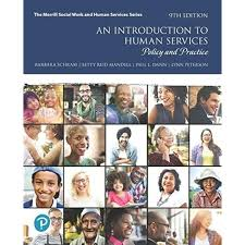 An Introduction to Human Services: Policy and Practice (The Merrill ...