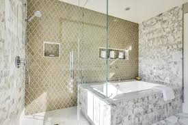 Arts  Crafts Bathrooms Pictures Ideas  Tips From HGTV HGTV - Bathroom with jacuzzi and shower