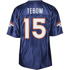 Tim Tebow Tebow Number Jersey Tim