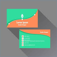 Double Sided Business Card Template Photoshop Forumdefootnet