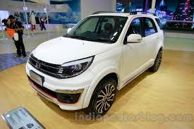 New Daihatsu Sirion, Terios, Xenia line up in 2015