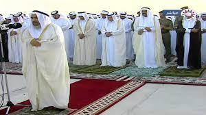 صلاة عيد الأضحى المبارك من مصلى الوجبة 2012 - YouTube