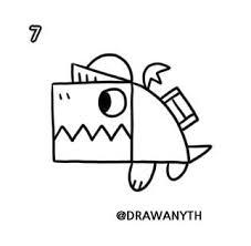 Come Disegnare Il Drago Infernale Di Clash Royale Supercell Fan