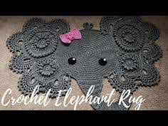 Elephant Rug Crochet Pattern Magnificent Image Result For Free Crochet Elephant Rug Pattern CROCHET