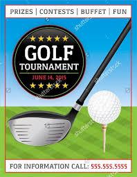 Golf Tournament Flyers Template Lovely 21 Golf Tournament