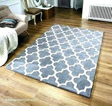 black and white area rug 5x7 grey chevron zigzag gray rugs whi