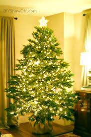 artificial Christmas tree decorating tips