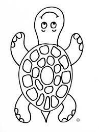 Kleurplaten Schildpad Kleurplaten Schildpadjes Throughout In