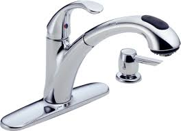 Lowes Kitchen Faucets Delta Design10001000 Delta Vessona Kitchen Faucet Delta Vessona
