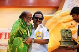 திரையுலக சூப்பர் ஸ்டார் @rajinikanth... - Udhayanidhi Stalin | Facebook