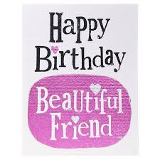 Happy Birthday My Beautiful Friend Images
